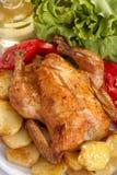 Κοτόπουλο ψητού Στοκ φωτογραφίες με δικαίωμα ελεύθερης χρήσης