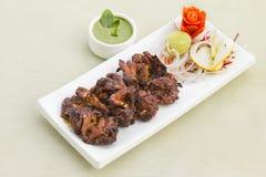 Κοτόπουλο Kabab Angara Στοκ εικόνα με δικαίωμα ελεύθερης χρήσης