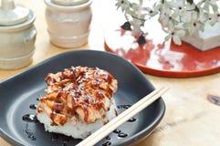Κοτόπουλο Teriyaki Στοκ φωτογραφία με δικαίωμα ελεύθερης χρήσης