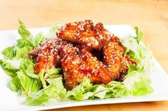 Κοτόπουλο Yangnam Στοκ εικόνα με δικαίωμα ελεύθερης χρήσης