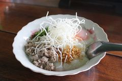 Κουάκερ ρυζιού στοκ φωτογραφία