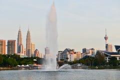 Κουάλα Λουμπούρ, Μαλαισία Στοκ Εικόνα