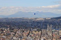 Κουίτο, Ισημερινός Στοκ εικόνα με δικαίωμα ελεύθερης χρήσης