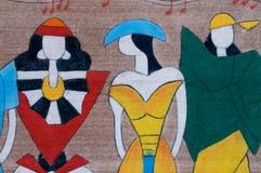 Κουβέρτα κινεζικός-ύφους, ντεκόρ τοίχων Στοκ Φωτογραφίες