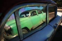 κουβανική αντανάκλαση α&up Στοκ εικόνες με δικαίωμα ελεύθερης χρήσης