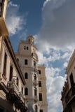 κουβανική πρόσοψη στοκ εικόνες