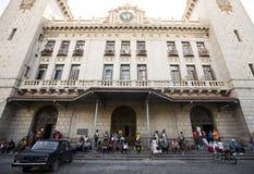 Κουβανικοί λαοί Στοκ εικόνα με δικαίωμα ελεύθερης χρήσης