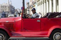 Κουβανικοί λαοί Στοκ Φωτογραφίες