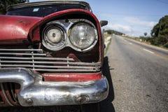 κουβανικός παλαιός αυτ& Στοκ Φωτογραφία