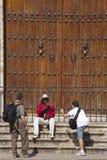 κουβανικό μοντέλο της Αβάνας Στοκ φωτογραφία με δικαίωμα ελεύθερης χρήσης