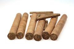 κουβανικό humidor πούρων Στοκ Φωτογραφία