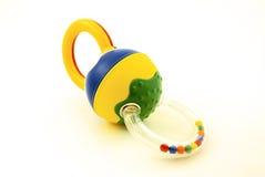 κουδούνισμα μωρών Στοκ εικόνα με δικαίωμα ελεύθερης χρήσης