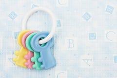 κουδούνισμα μωρών στοκ εικόνες