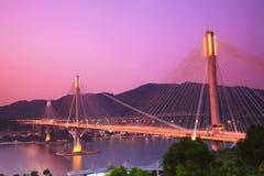 κουδούνισμα KAU γεφυρών στοκ εικόνες με δικαίωμα ελεύθερης χρήσης