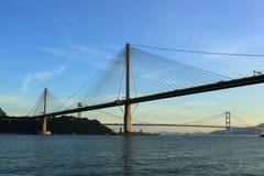 κουδούνισμα KAU γεφυρών στοκ φωτογραφίες