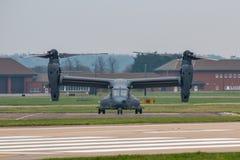 Κουδούνι β-22 του Boeing Osprey Στοκ φωτογραφία με δικαίωμα ελεύθερης χρήσης