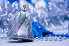 Κουδούνι διακοσμήσεων Χριστουγέννων στοκ φωτογραφία με δικαίωμα ελεύθερης χρήσης