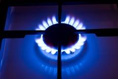 Κουζίνα αερίου κουζινών Στοκ Εικόνες