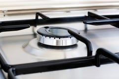 Κουζίνα αερίου Στοκ φωτογραφία με δικαίωμα ελεύθερης χρήσης