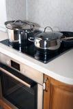 κουζίνα εξαρτημάτων Στοκ Φωτογραφίες
