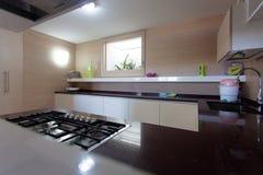 κουζίνα λεπτομέρειας σύ&g Στοκ εικόνα με δικαίωμα ελεύθερης χρήσης