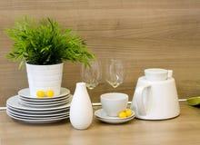 κουζίνα λεπτομέρειας σύγχρονη Στοκ φωτογραφία με δικαίωμα ελεύθερης χρήσης