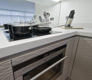 κουζίνα λεπτομέρειας Στοκ Φωτογραφία