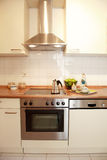 κουζίνα νέα Στοκ Φωτογραφίες