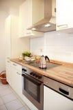 κουζίνα νέα Στοκ φωτογραφίες με δικαίωμα ελεύθερης χρήσης