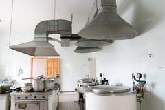 κουζίνα νοσοκομείων στοκ φωτογραφίες με δικαίωμα ελεύθερης χρήσης
