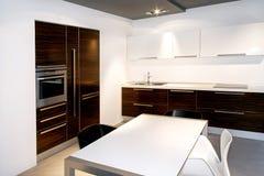 κουζίνα ξύλινη στοκ εικόνες με δικαίωμα ελεύθερης χρήσης