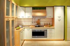 κουζίνα που αφήνεται Στοκ εικόνες με δικαίωμα ελεύθερης χρήσης