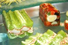 κουζίνα Σινγκαπούρη Στοκ εικόνες με δικαίωμα ελεύθερης χρήσης