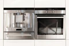 κουζίνα συσκευών Στοκ εικόνες με δικαίωμα ελεύθερης χρήσης