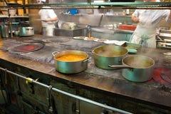 Κουζίνα της Βαρκελώνης Στοκ Εικόνες