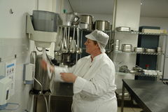 κουζίνα υγιεινής Στοκ Εικόνες