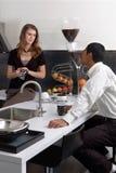 κουζίνα χημείας Στοκ Εικόνες