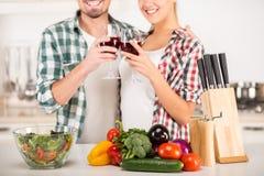 κουζίνα Στοκ εικόνες με δικαίωμα ελεύθερης χρήσης
