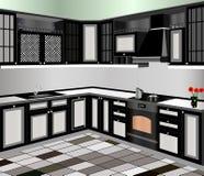 κουζίνα διανυσματική απεικόνιση