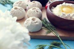 Κουζίνα Buryat στοκ φωτογραφίες