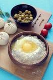 Κουζίνα Buryat Στοκ Εικόνα