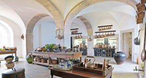Κουζίνα DA Pena Palacio Στοκ φωτογραφίες με δικαίωμα ελεύθερης χρήσης