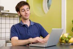 κουζίνα on-line στοκ εικόνα με δικαίωμα ελεύθερης χρήσης