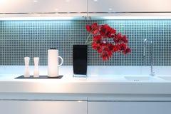 κουζίνα tabelware Στοκ φωτογραφία με δικαίωμα ελεύθερης χρήσης
