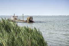 Κουκκιστήρι στον ποταμό Στοκ εικόνες με δικαίωμα ελεύθερης χρήσης