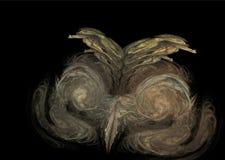 κουκουβάγια διανυσματική απεικόνιση