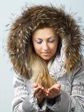 κουκούλα κοριτσιών γο&upsi Στοκ φωτογραφίες με δικαίωμα ελεύθερης χρήσης