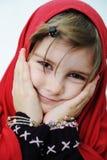 κουκούλα λίγη κόκκινη ο&de Στοκ φωτογραφίες με δικαίωμα ελεύθερης χρήσης