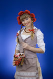 κουκούλα λίγη κόκκινη ο&de Στοκ εικόνες με δικαίωμα ελεύθερης χρήσης