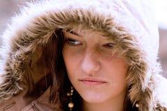 κουκούλα χαλκού λίγη ο&de Στοκ Εικόνες